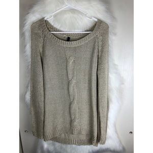 Elan Nordstorm knitted pullover sweater
